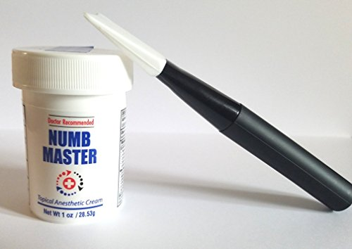 Numb Master Topical Anesthetic Cream (1 oz +...