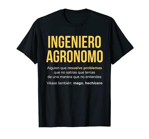 Ingeniero Agronomo Definición | Regalo Ingeniero Agronomo Camiseta