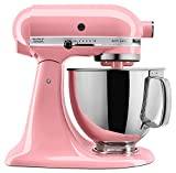 KitchenAid Artisan Series Mixer (RENEWED) CERTIFIED REFURBISHED RRK150GU (Guava Glaze)