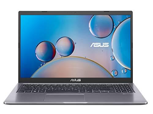 "ASUS VivoBook 15 F515JA-BR097T - Portátil de 15.6"" HD (Intel Core i3-1005G1, 8GB RAM, 256GB SSD, Intel UHD Graphics, Windows 10) Gris - Teclado QWERTY español"