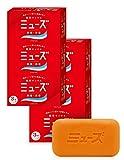 【医薬部外品】ミューズ 固形 石鹸 バスサイズ (135g×3個パック)×2セット お徳用 殺菌 消毒 お風呂サイズ