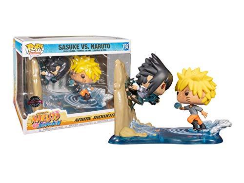 Loja suika ---> boneco naruto shippuden sasuke vs. Naruto anime moments pop funko 732 - suika
