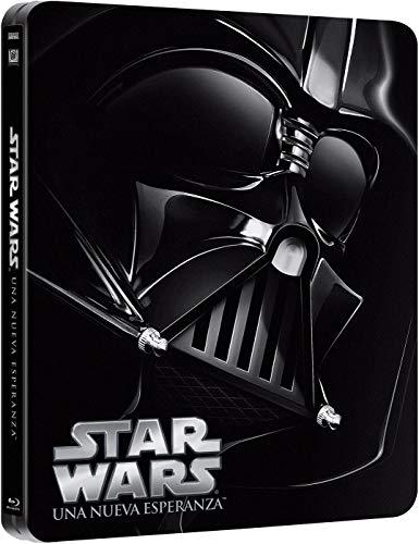 Star Wars Iv: Una Nueva Esperanza Blu-Ray Edición Metálica [Blu-ray]