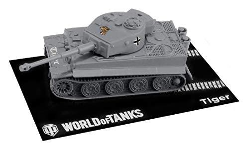イタレリ World of Tanks 第二次世界大戦 ティーガーI 1/72スケール プラモデル IT34103