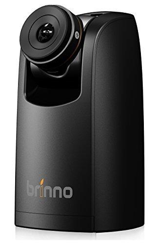 Brinno TLC200 Pro HDR Time Lapse Camera, Cronofotografia, Display LCD 1.44', Risoluzione Video 1280 x 720, Scheda SD 4GB Inclusa, Nero