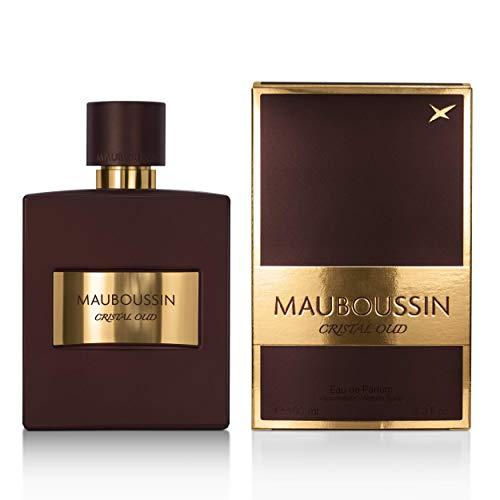 Mauboussin - Eau de Parfum Homme - Cristal Oud - Senteur Orientale - 100ml