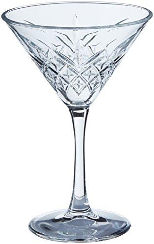 Pasabahce 6436 Confezione Coppe Martini, 4 unità