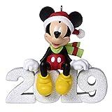 Hallmark Keepsake Christmas Ornament 2019 Dated Mickey Mouse A Year of Disney Magic