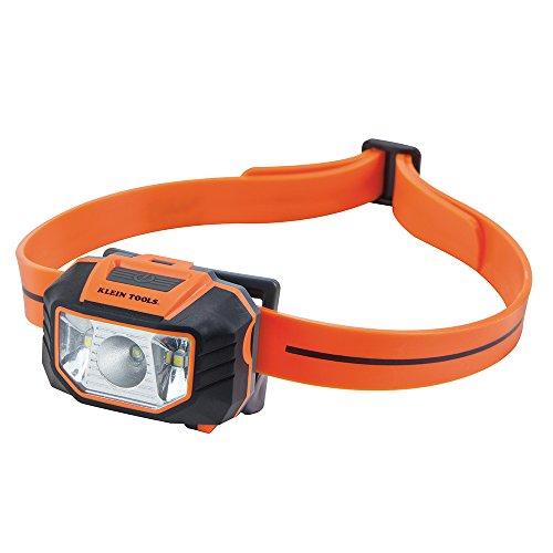Headlamp, LED Flood Light and Spotlight for Hard Hat with 45-Degree Tilt...