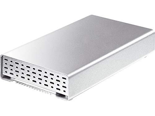 Storeva 'Box HDD 2,5 aluice Mini Turbo SATA verso USB 3.0/FireWire 800