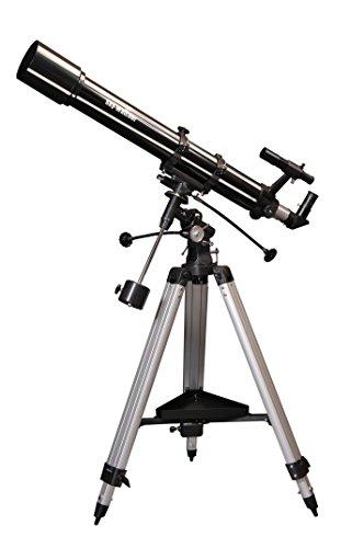 Sky-Watcher Evostar-90 Telescopio con Lenti, Nero