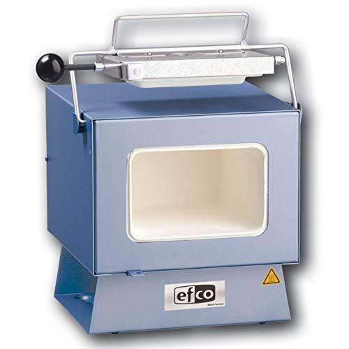 efco - 135 KF - Forno Elettrico a muffola, Temperatura Massima 1.100 C