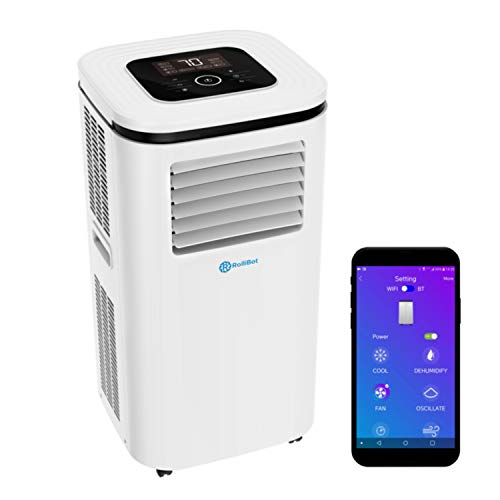 4. RolliCool Alexa-Enabled Portable Air Conditioner