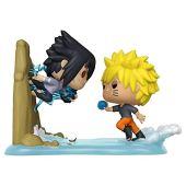 Tienda Suika ---> Naruto Shippuden Sasuke vs.Muñeca Naruto anime momentos pop funko 732 - suika