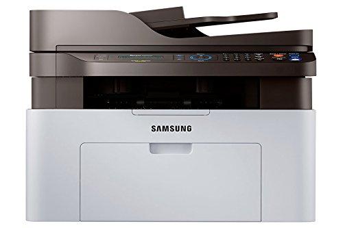 Samsung M2070FW/SEE Multifunzione Laser Bianco e Nero, Funzione Fronte/Retro manuale, Wi-Fi, Funzione Stampa/Copia/Scansione