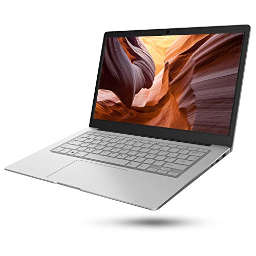 Jumper EzBook S5 14 Zoll FHD IPS Laptop 8GB RAM 256GB SSD, Intel Apollo Lake N3450 Quad Core Prozessor, Windows 10 Notebook Unterstützung 128GB TF Karte erweiterung