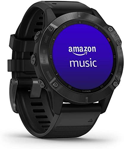 Garmin fēnix 6 PRO - Reloj GPS multideporte con mapas,...