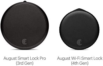 August Wi-Fi, (4th Generation) Smart Lock – Fits Your Existing Deadbolt in Minutes, Matte Black 21