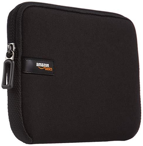 Amazon Basics Housse en néoprène pour tablette iPad mini/Samsung Galaxy 8' - Noir