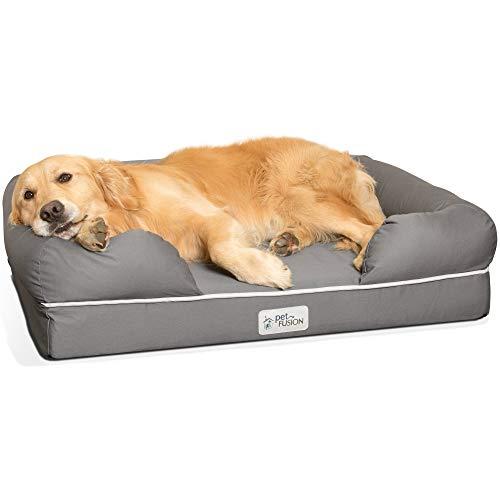 PetFusion Ultimate Dog Bed, Orthopedic Memory...