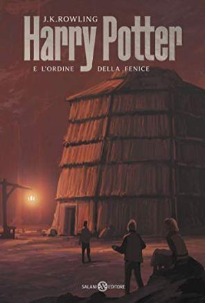 Harry-Potter-La-serie-completa-Ediz-copertine-De-Lucchi