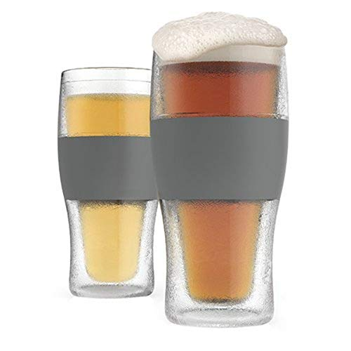 Host Beer Double Wall Pint Glass