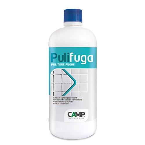 Camp PULIFUGA, Pulitore concentrato per fughe ideale per pavimenti e rivestimenti, Elimina...