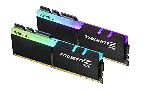 Gskill F4-3000C16D-16GTZR Memoria DDR4 Trident Z Kit 2 x 8 GB, 3000 MHz