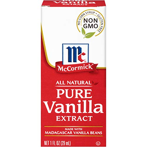 McCormick All Natural Pure Vanilla Extract, 1 fl oz