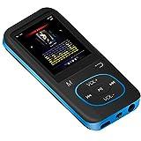 Grabador de Voz Digital, grabadora de Audio Profesional HD Reducción de Ruido Música MP3 Video Player Radio eBook Audio Grabación dictaphone (Color : Blue, Size : 8GB)