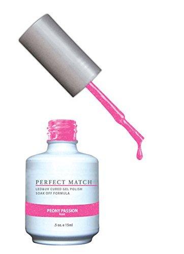 LECHAT Perfect Match Nail Polish, Peony Passion, 0.500 Ounce by LeChat