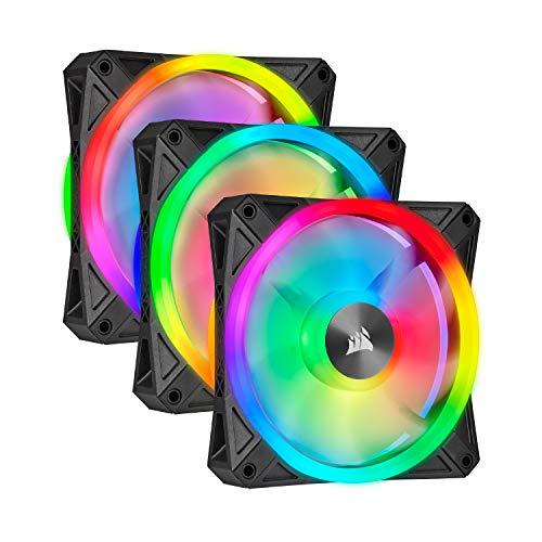 Corsair QL Series, Ql120 RGB, 120mm RGB...