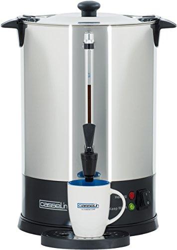 CASSELIN CPC100S Percolateur à Café 100 Tasses Sp, INOX