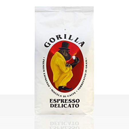 Gorilla Espresso Delicato