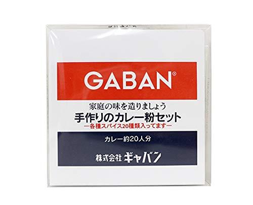 ギャバン 手作りのカレー粉セット / 1袋 TOMIZ/cuoca(富澤商店) スパイス ミックススパイス(混合)