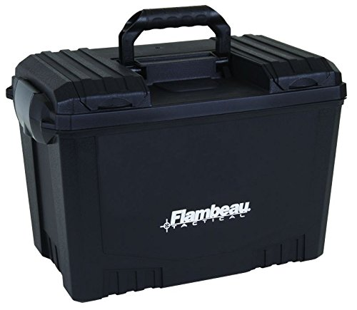 Flambeau Outdoors 6418DT 18' Dry Box - Black