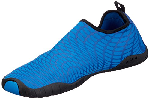 BALLOP Spider Barfußschuh, blau, 45.5-46