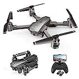 SNAPTAIN A15F Drone avec Caméra 1080P FHD 120° Grand Angle, Positionnement de...