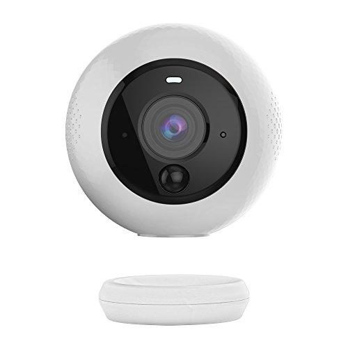 Motorola Orbit Wi-Fi HD (1080p) Wire-Free Indoor/Outdoor Camera