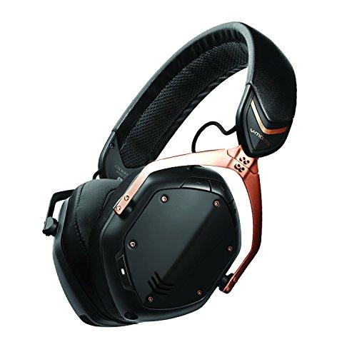 V-MODA Crossfade 2 Wireless Cuffia Over-Ear - Rose Gold