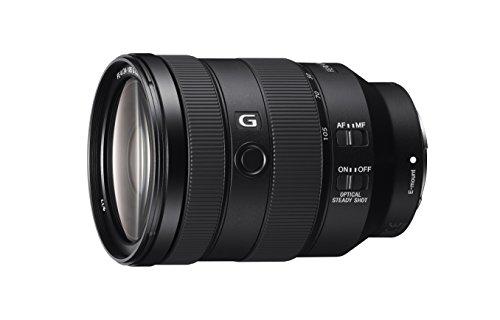 Sony - FE 24-105mm F4 G OSS Standard Zoom Lens...