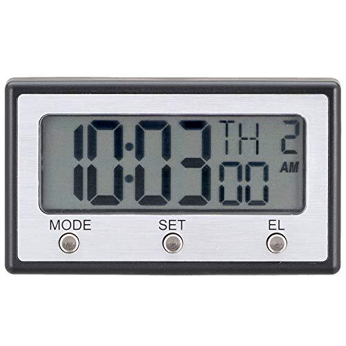 デイトナ バイク用 時計 防塵/防水 バックライト バイククロック 15132