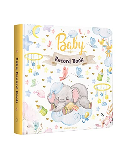 Baby Record Book : Newborn Journal For Boys And Girls To Cherish Memories And Milestones (Ideal Gift For Expecting Parents and Baby Shower)