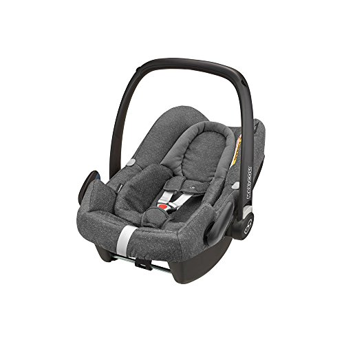 Maxi-Cosi Rock Babyschale, sicherer i-Size Kindersitz, Gruppe 0+ (0-13 kg),...