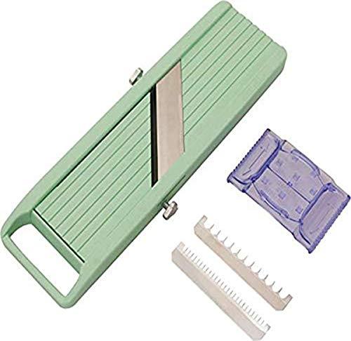 TELLIER MANDOLINE JAPONAISE, Plastique, Beige, 31,5 x 9,5 x 2,3 cm