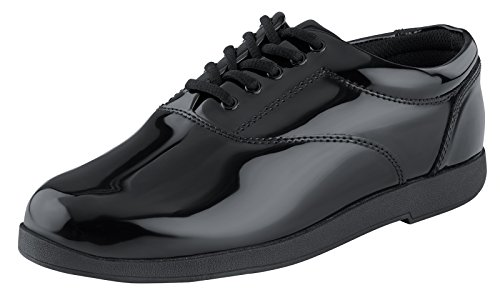 DSI Showstopper Patent Men's and Women's Marching Band Shoe