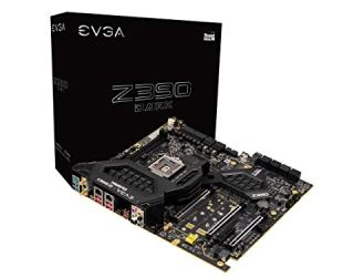 EVGA Z390 Dark, LGA 1151, Intel Z390, SATA 6GB/s, USB 3.1, M.2, U.2, EATX, Intel Motherboard 131-CS-E399-KR