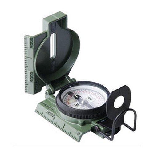 Cammenga Phosphorescent Lensatic Compass, Clam Pack 27CS