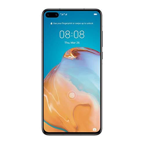 Huawei P40 - Smartphone 128GB 8GB RAM Dual Sim Black
