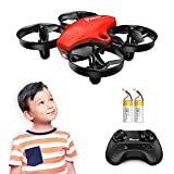 Potensic Upgraded A20 Mini Drone Easy to Fly Drone for Kids and...